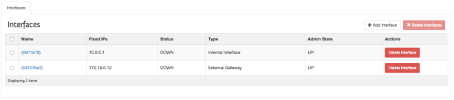OpenStack Routers - Ports 2